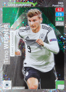ROAD TO EURO 2020 GAME CHANGER Timo Werner #341