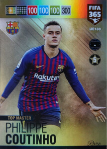 2019 FIFA 365 UPDATE TOP MASTER Philippe Coutinho #130