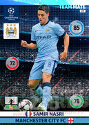 2014/15 CHAMPIONS LEAGUE® TEAM MATE  Samir Nasri #175