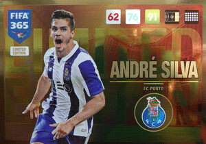 UPDATE 2017 FIFA 365 LIMITED ANDRE SILVA