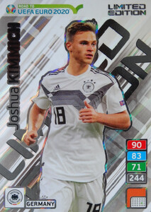ROAD TO EURO 2020 LIMITED Joshua Kimmich