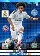 2014/15 CHAMPIONS LEAGUE® TEAM MATE Marcelo #210