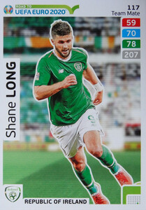 ROAD TO EURO 2020 TEAM MATE  Shane Long 117