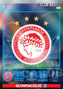 2014/15 CHAMPIONS LEAGUE® LOGO  Olympiacos FC #21