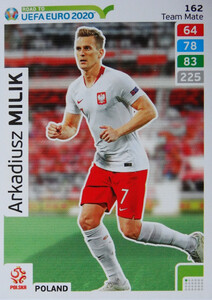 ROAD TO EURO 2020 TEAM MATE Arkadiusz Milik 162