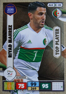ROAD TO RUSSIA 2018 TOP PLAYER ALGERIA  MAHREZ 05
