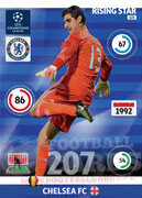 2014/15 CHAMPIONS LEAGUE® RISING STAR  Thibaut Courtois #125