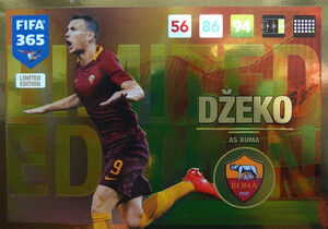 UPDATE 2017 FIFA 365 LIMITED DZEKO