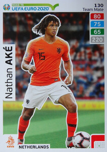 ROAD TO EURO 2020 TEAM MATE Nathan Aké 130