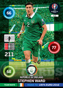 ROAD TO EURO 2016 TEAM MATE Stephen Ward #112