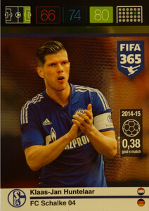 2016 FIFA 365 GOAL MACHINE Klaas-Jan Huntelaar #220