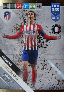 2019 FIFA 365 UPDATE WINTER STAR Antoine Griezmann #115