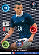 ROAD TO EURO 2016 RISING STAR  Lucas Digne #267