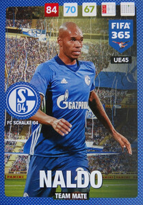 UPDATE 2017 FIFA 365 TEAM MATE NALDO #45