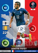 ROAD TO EURO 2016 ONE TO WATCH Dimitri Payet #250