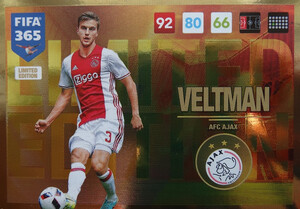 UPDATE 2017 FIFA 365 LIMITED VELTMAN