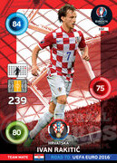 ROAD TO EURO 2016 TEAM MATE Ivan Rakitić #102