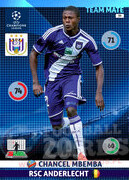 2014/15 CHAMPIONS LEAGUE® TEAM MATE Chancel Mbemba #39