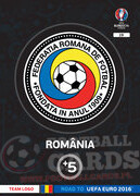 ROAD TO EURO 2016 LOGO Rumunia  #19