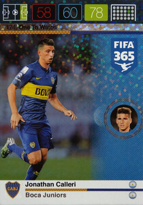 2016 FIFA 365 ONE TO WATCH Jonathan Calleri #174