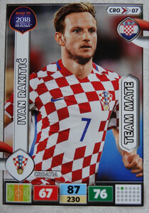 ROAD TO RUSSIA 2018 TEAM MATE CHORWACJA  RAKITIĆ 07